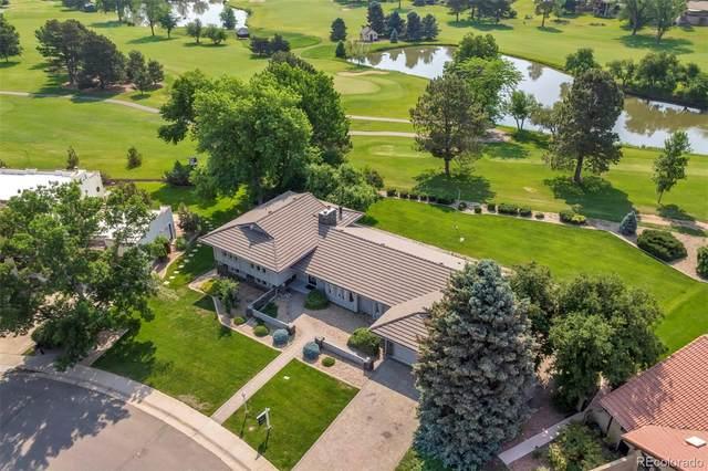 3936 S Pinehurst Circle, Denver, CO 80235 (#1786440) :: Finch & Gable Real Estate Co.