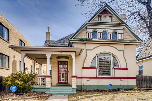 1138 Clayton Street, Denver, CO 80206 (#1786816) :: Wisdom Real Estate
