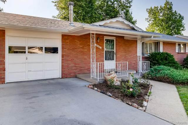 2545 Miller Street, Lakewood, CO 80215 (#1789948) :: Stephanie Fryncko | Keller Williams Integrity