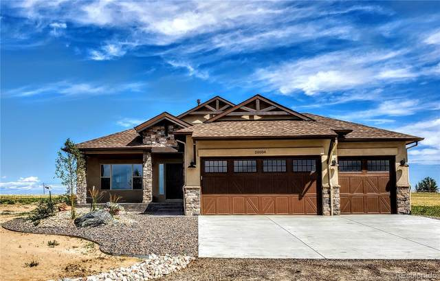 20004 Silverado Hill Loop, Colorado Springs, CO 80928 (#1790288) :: James Crocker Team