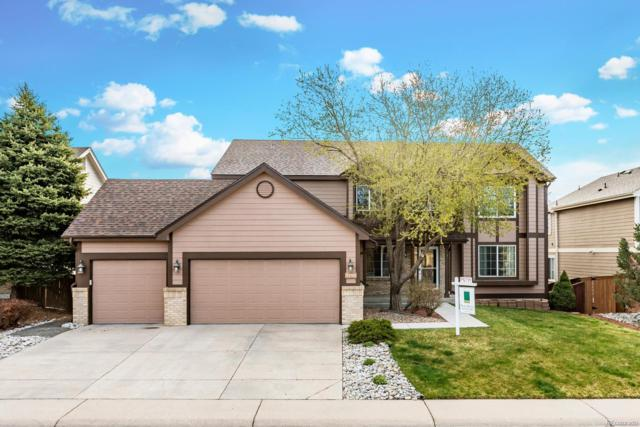 9280 Lark Sparrow Trail, Highlands Ranch, CO 80126 (#1791580) :: The Heyl Group at Keller Williams