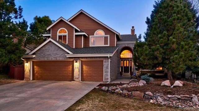 2150 Wynterbrook Drive, Highlands Ranch, CO 80126 (#1793195) :: The Peak Properties Group