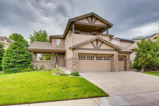 4939 Montvale Drive, Highlands Ranch, CO 80130 (#1795441) :: The Heyl Group at Keller Williams