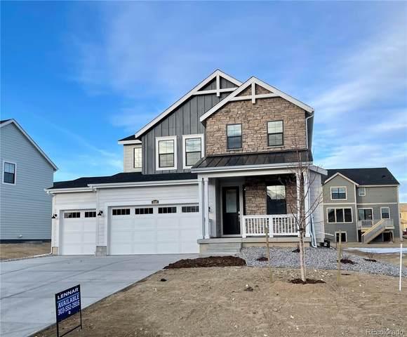 1143 Williams Loop, Elizabeth, CO 80107 (#1798612) :: Venterra Real Estate LLC