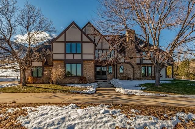 15 Shining Oak Drive, Littleton, CO 80127 (MLS #1799249) :: 8z Real Estate