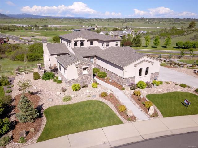 146 Castlemaine Court, Castle Rock, CO 80104 (#1800353) :: The HomeSmiths Team - Keller Williams