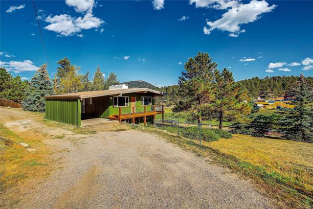 29186 Pine Road, Evergreen, CO 80439 (#1803220) :: The Heyl Group at Keller Williams