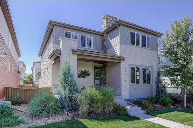 9603 Dunning Circle, Highlands Ranch, CO 80126 (#1803344) :: The HomeSmiths Team - Keller Williams