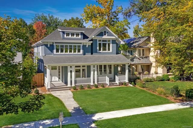 2358 S Columbine Street, Denver, CO 80210 (MLS #1807127) :: 8z Real Estate