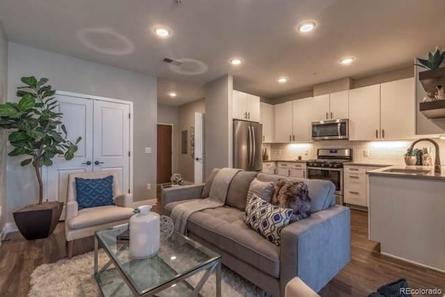 2729 W 28th Avenue #507, Denver, CO 80211 (#1808263) :: The HomeSmiths Team - Keller Williams