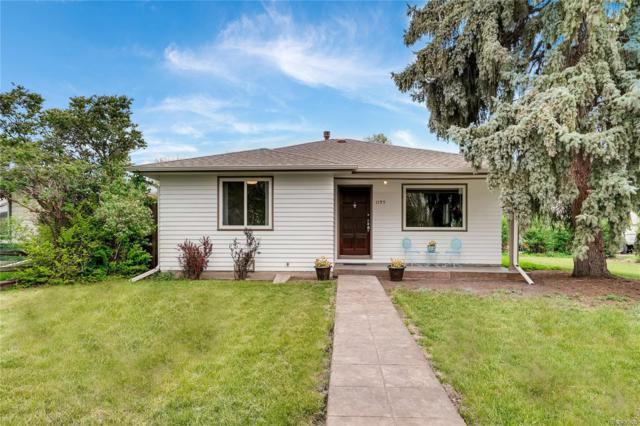 1195 Ammons Street, Lakewood, CO 80214 (MLS #1809916) :: 8z Real Estate