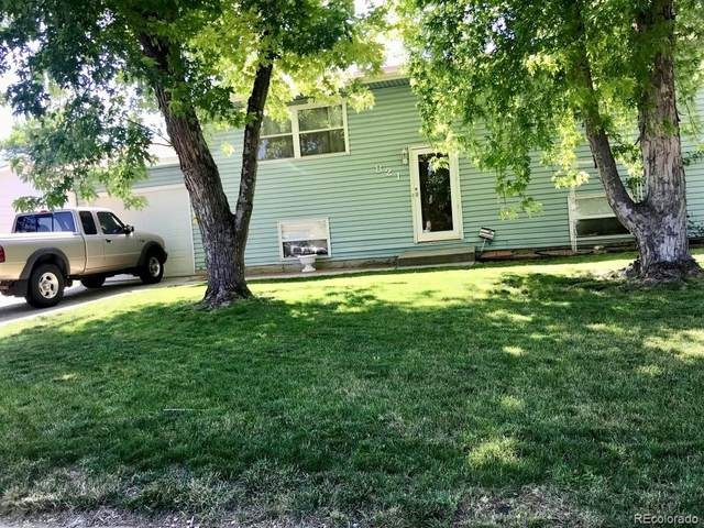 821 Tyler Street, Fort Collins, CO 80521 (#1811880) :: The Harling Team @ Homesmart Realty Group
