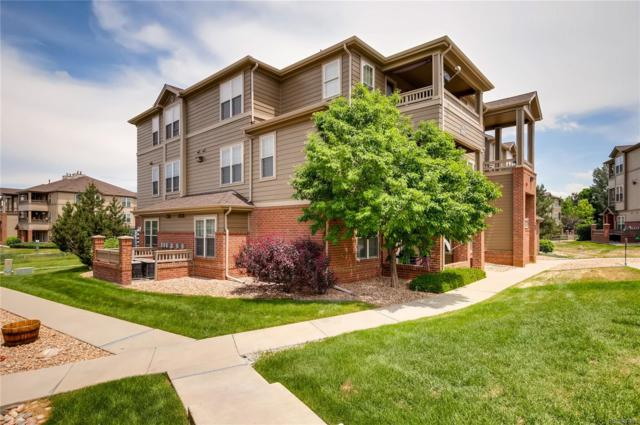 12922 Ironstone Way #101, Parker, CO 80134 (#1812197) :: The Healey Group