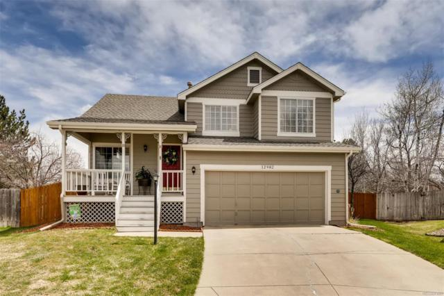 12982 S Molly Court, Parker, CO 80134 (#1818137) :: Compass Colorado Realty