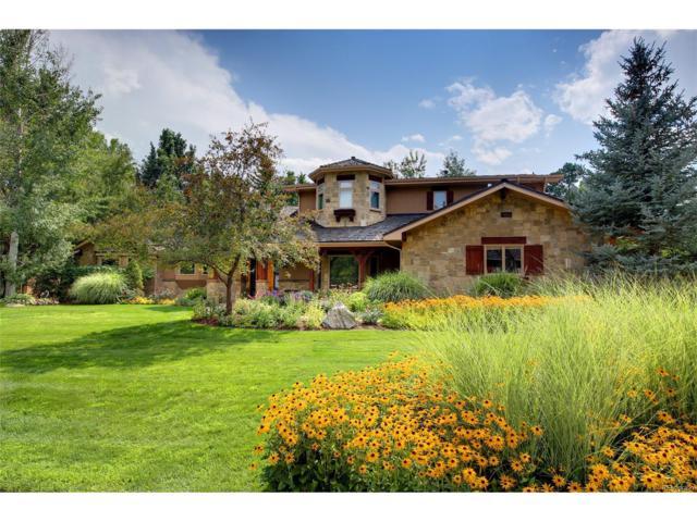 1298 E Green Meadow Lane, Greenwood Village, CO 80121 (MLS #1819763) :: 8z Real Estate