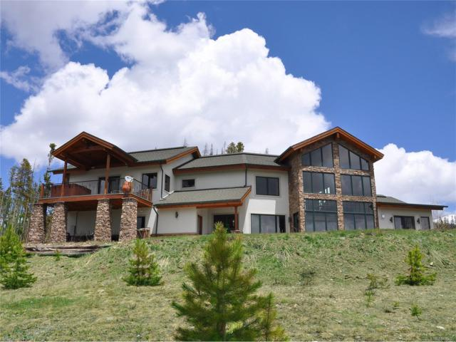 411 High Lonesome Trail Aka Gcr 812, Fraser, CO 80442 (MLS #1820005) :: 8z Real Estate