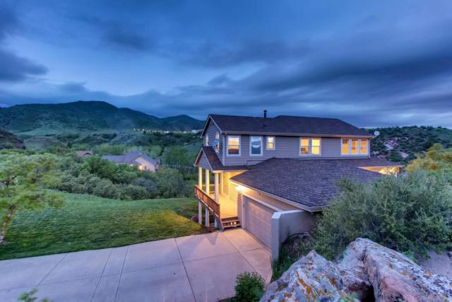 13095 W Mustang Way, Littleton, CO 80127 (MLS #1820474) :: 8z Real Estate