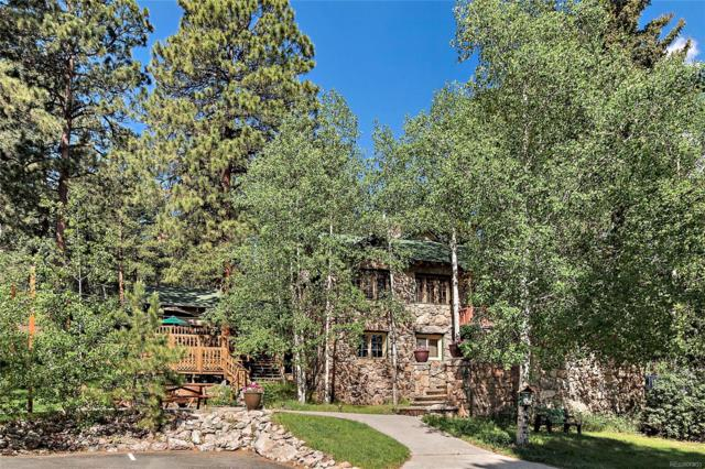 13438 Us Highway 285, Pine, CO 80470 (#1820623) :: The DeGrood Team