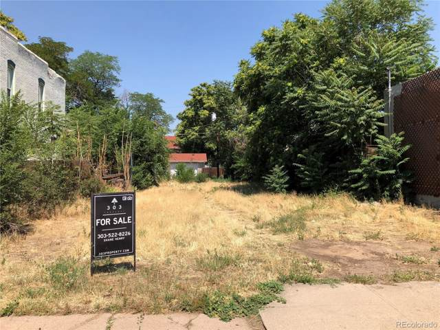 3255 Champa Street, Denver, CO 80205 (#1825811) :: Berkshire Hathaway Elevated Living Real Estate