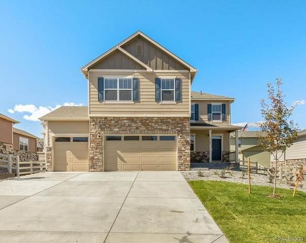 7478 E 157th Avenue, Thornton, CO 80602 (MLS #1833703) :: 8z Real Estate