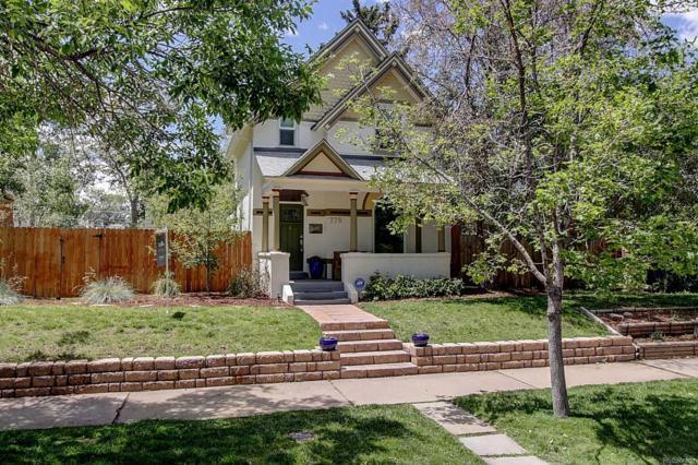 775 S Grant Street, Denver, CO 80209 (#1834475) :: The DeGrood Team
