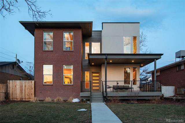 2508 S Pennsylvania Street, Denver, CO 80210 (MLS #1834666) :: Keller Williams Realty