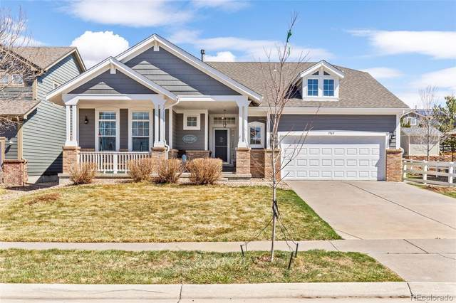 1560 S Goldbug Circle, Aurora, CO 80018 (#1838216) :: The Harling Team @ HomeSmart