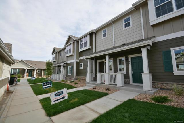 14700 E 104th Avenue #3602, Commerce City, CO 80022 (MLS #1838539) :: 8z Real Estate