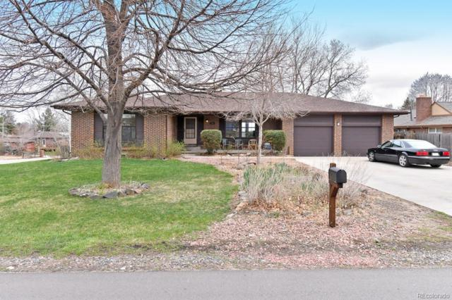 500 S Nelson Street, Lakewood, CO 80226 (#1839074) :: The Galo Garrido Group