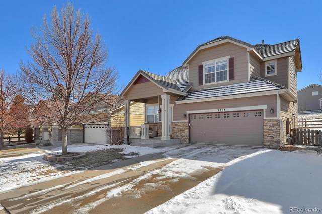 3368 Brushwood Drive, Castle Rock, CO 80109 (#1840867) :: iHomes Colorado