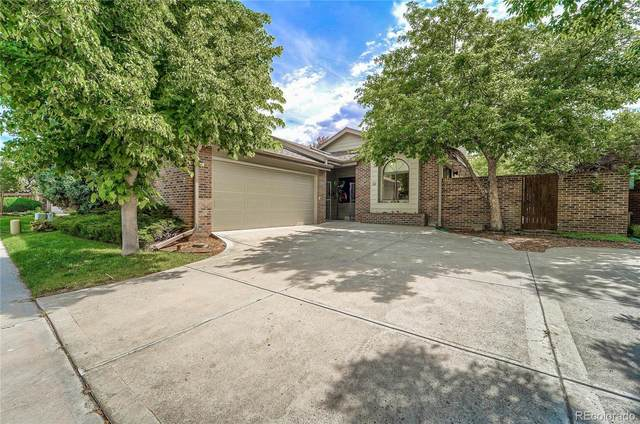 3333 E Florida Avenue #32, Denver, CO 80210 (MLS #1842215) :: 8z Real Estate