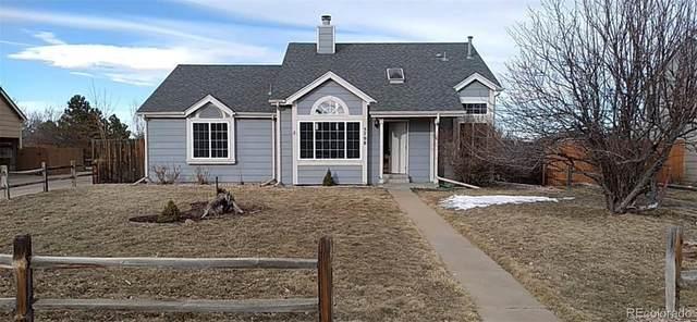 5798 E Melody Lane, Castle Rock, CO 80104 (MLS #1842795) :: 8z Real Estate