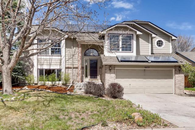 1672 Emerald Street, Broomfield, CO 80020 (#1843514) :: The Heyl Group at Keller Williams