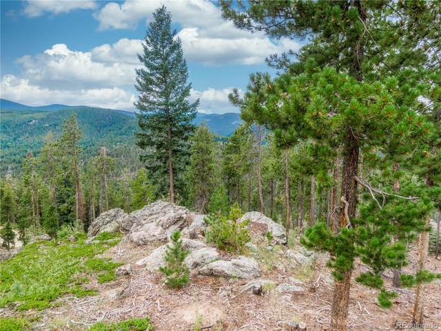 000 Granite Crag Circle, Evergreen, CO 80439 (#1846024) :: The Gilbert Group
