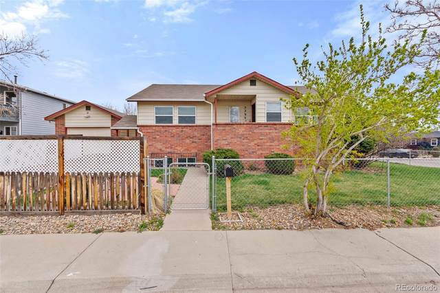 2290 S Vallejo Street, Englewood, CO 80110 (#1847201) :: Portenga Properties