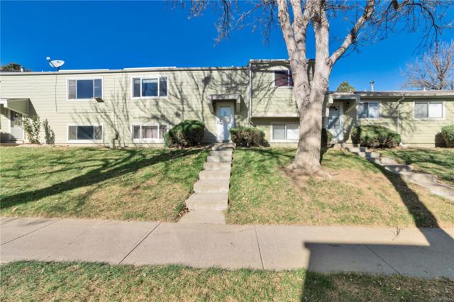 5721 W 92nd Avenue #72, Westminster, CO 80031 (#1849158) :: The Peak Properties Group