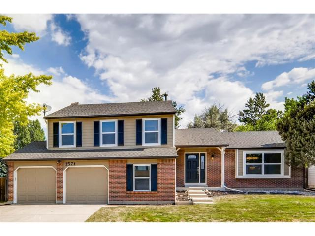 1571 W Long Avenue, Littleton, CO 80120 (MLS #1850184) :: 8z Real Estate