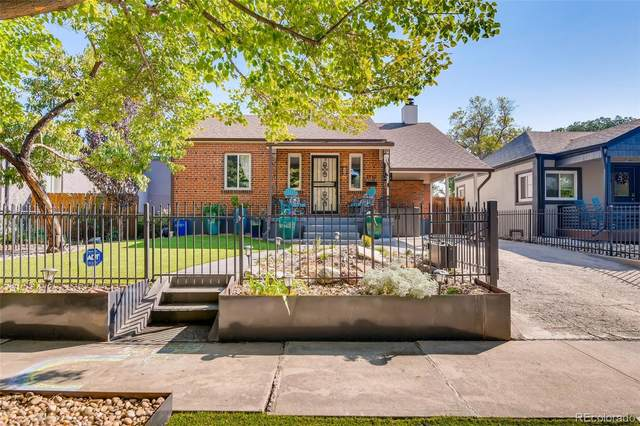 2430 Osceola Street, Denver, CO 80212 (#1851614) :: The HomeSmiths Team - Keller Williams