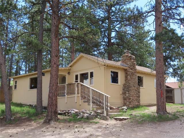 30142 Hilltop Drive, Evergreen, CO 80439 (#1852829) :: HomeSmart