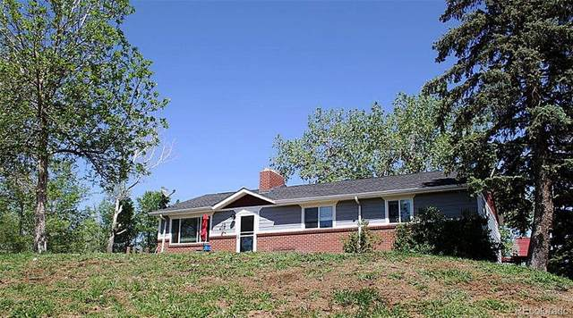 11102 N Pine Drive, Parker, CO 80138 (#1859038) :: HomeSmart