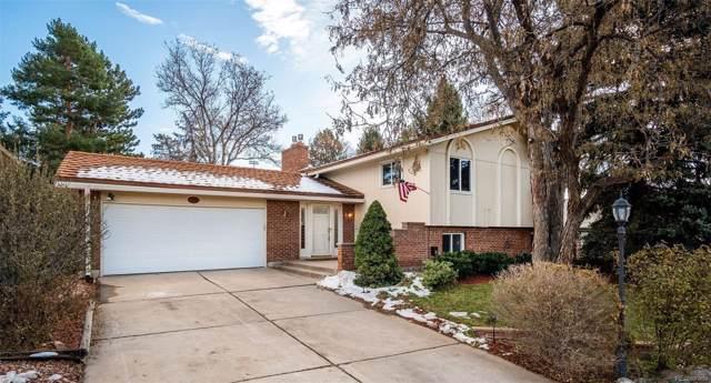 4722 S Xenia Street, Denver, CO 80237 (#1863772) :: HomePopper
