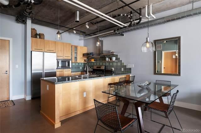 1610 Little Raven Street #513, Denver, CO 80202 (MLS #1864032) :: 8z Real Estate