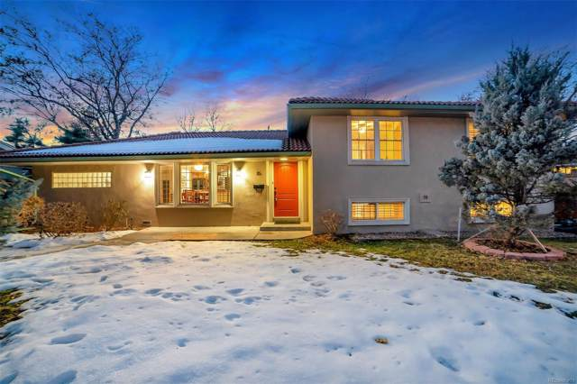 15 Holly Street, Denver, CO 80220 (MLS #1870272) :: Colorado Real Estate : The Space Agency