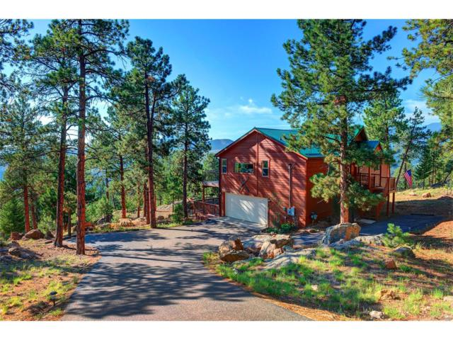 1418 Hi Meadow Drive, Bailey, CO 80421 (MLS #1870466) :: 8z Real Estate