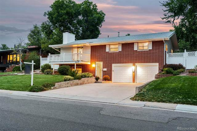 8665 W 67th Place, Arvada, CO 80004 (#1870570) :: The Griffith Home Team