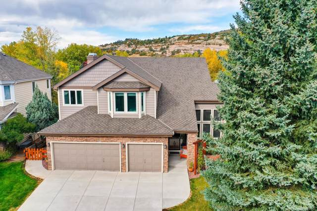 38 Willowleaf Drive, Littleton, CO 80127 (MLS #1873174) :: 8z Real Estate