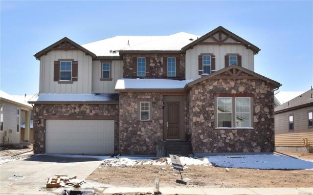 818 Gilpin Circle, Erie, CO 80516 (#1880997) :: The Peak Properties Group