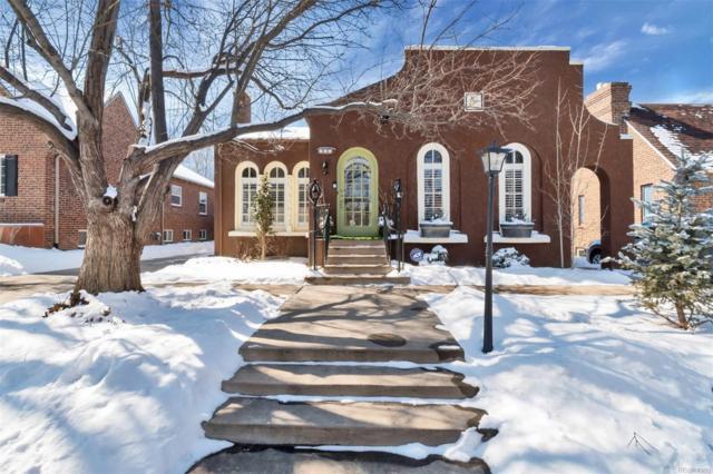 629 Clermont Street, Denver, CO 80220 (MLS #1883314) :: 8z Real Estate