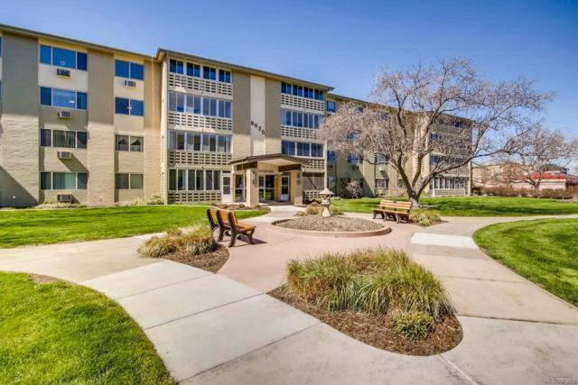9625 E Center Avenue 7C, Denver, CO 80247 (#1884512) :: The Dixon Group