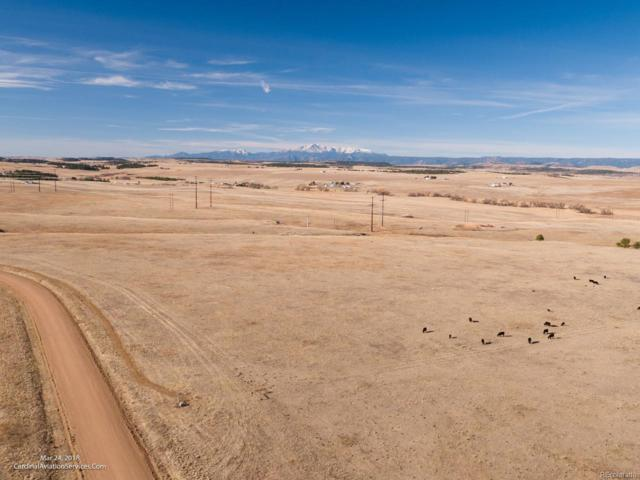 Tract 11 Cave Spring Trail, Elbert, CO 80106 (#1884873) :: The DeGrood Team